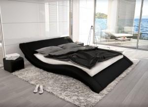 Nauja dvigulė lova Luiza