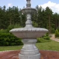 Lauko fontanas