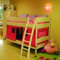 Dviaukštė lova Jessy