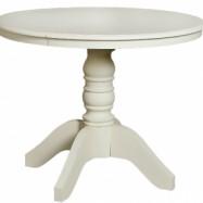 Apvalus stalas (išskleidžiamas)