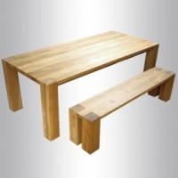 Ąžuolinis stalas